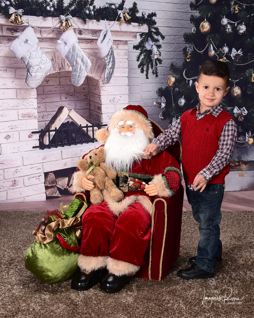 ♥ Christmas Kid's pics | Children photographer Imagenes Rivera ♥