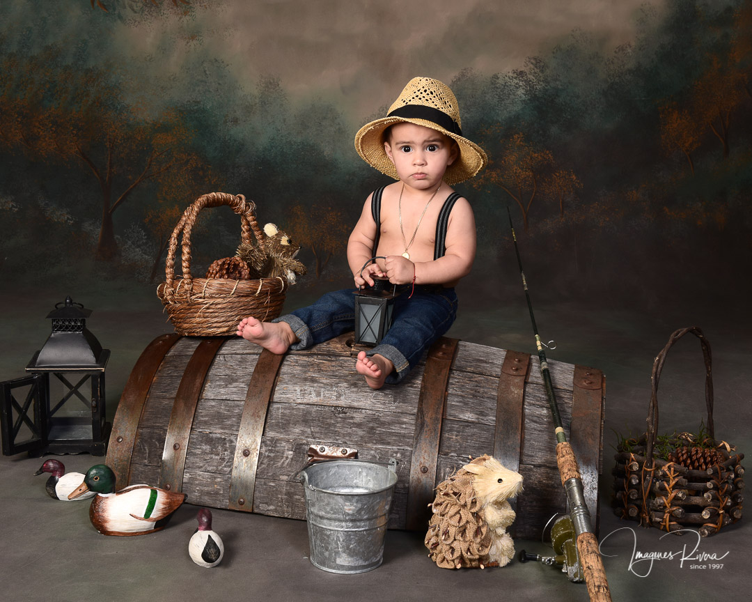 ♥ First Year Photo Shoot | Toddler photographer Imagenes Rivera Miami ♥