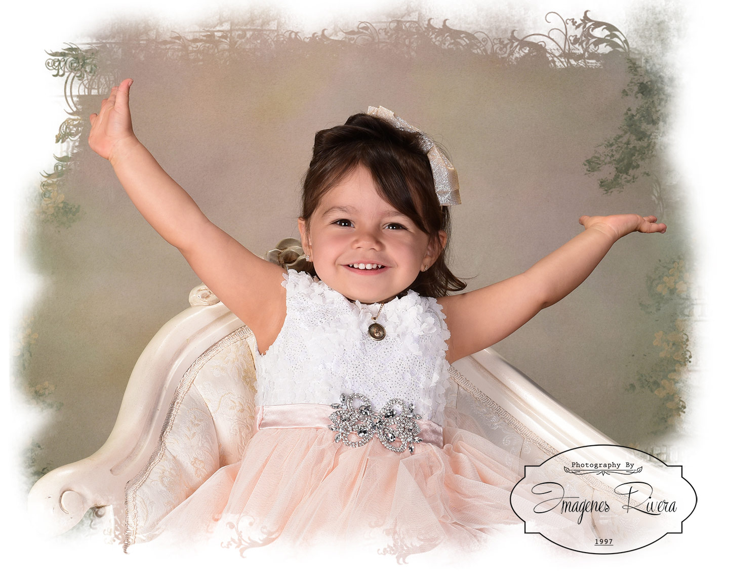 ♥ Two years old girl pictures | Imagenes Rivera Miami ♥