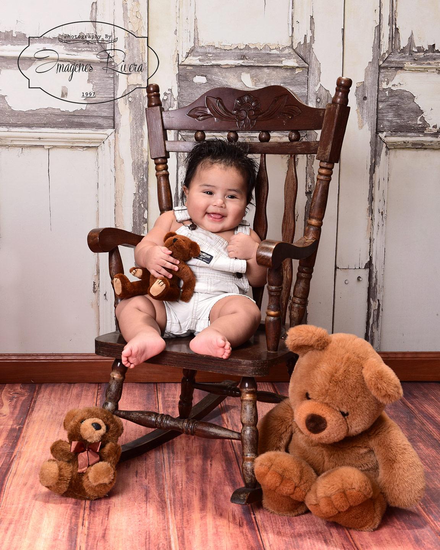 ♥ Jacob milestone session | Imagenes Rivera Children Photography ♥