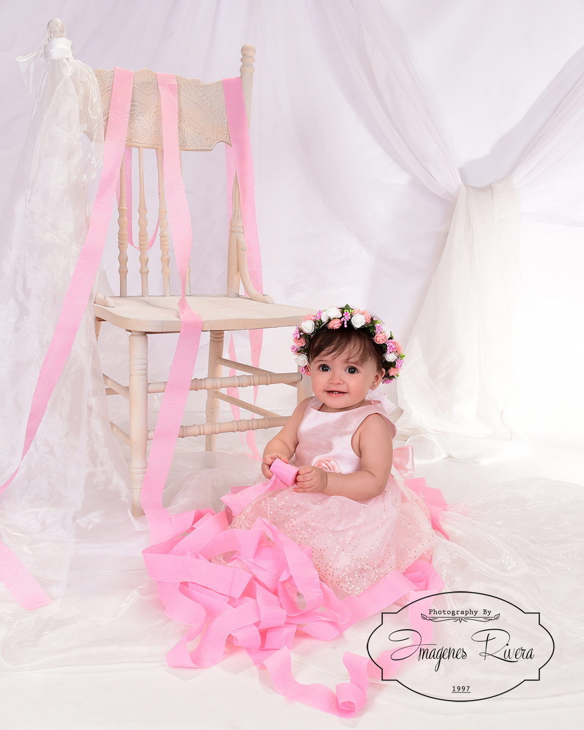 ♥ Nine months baby photography | Imagenes Rivera Miami ♥