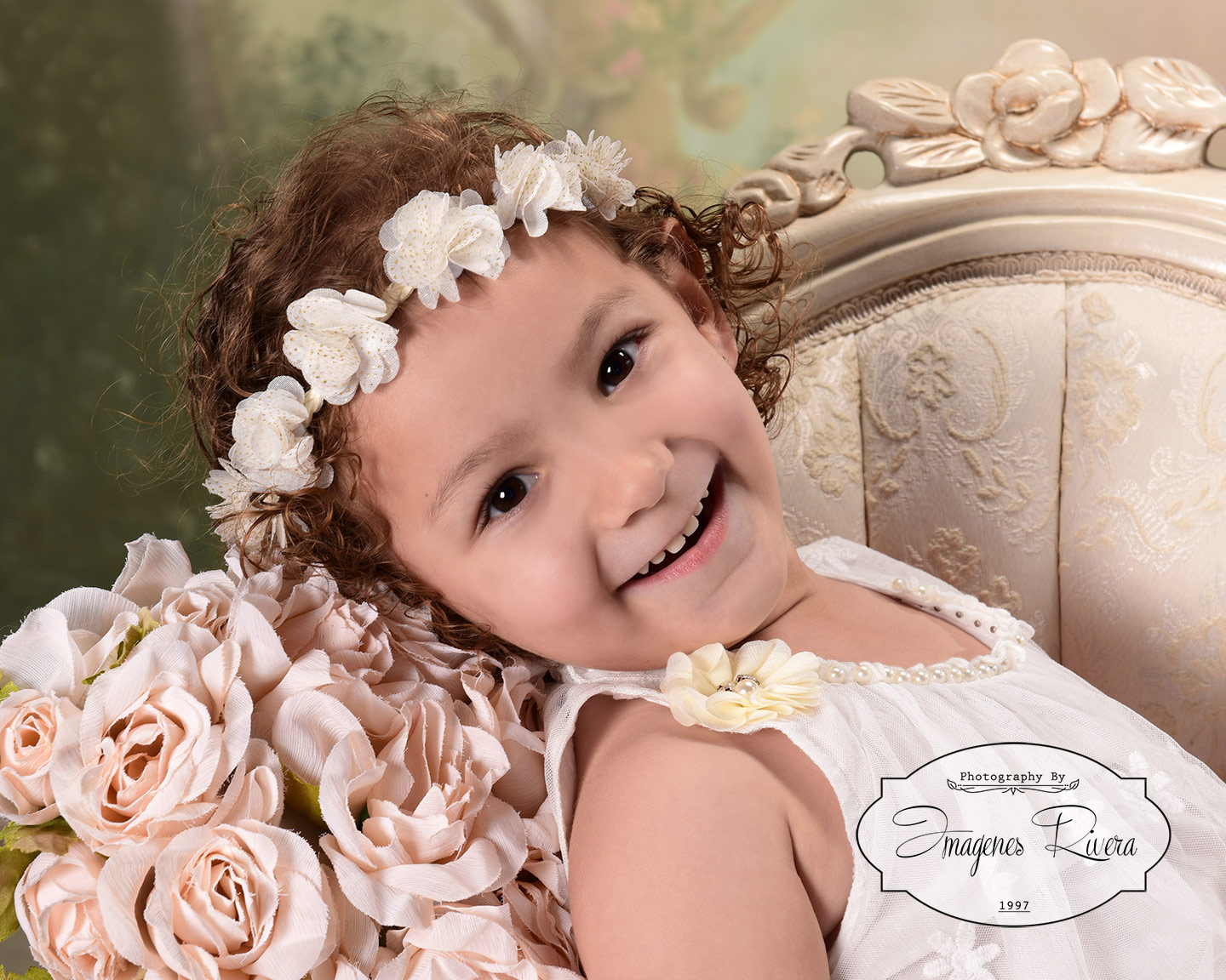 ♥ Three years girl photography | Imagenes Rivera Miami ♥