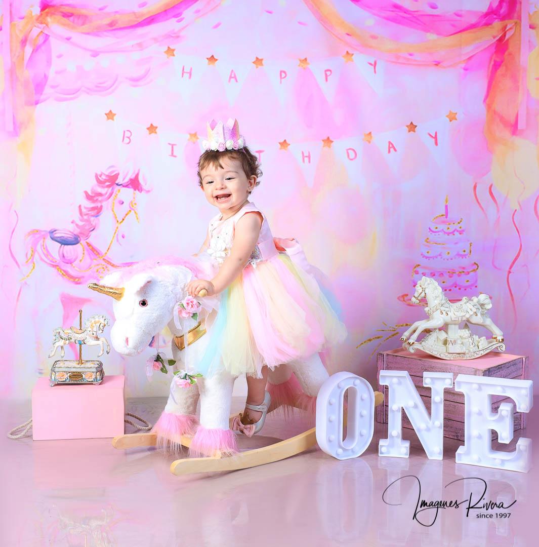 ♥ First Birthday photo session | Imagenes Rivera photographer ♥