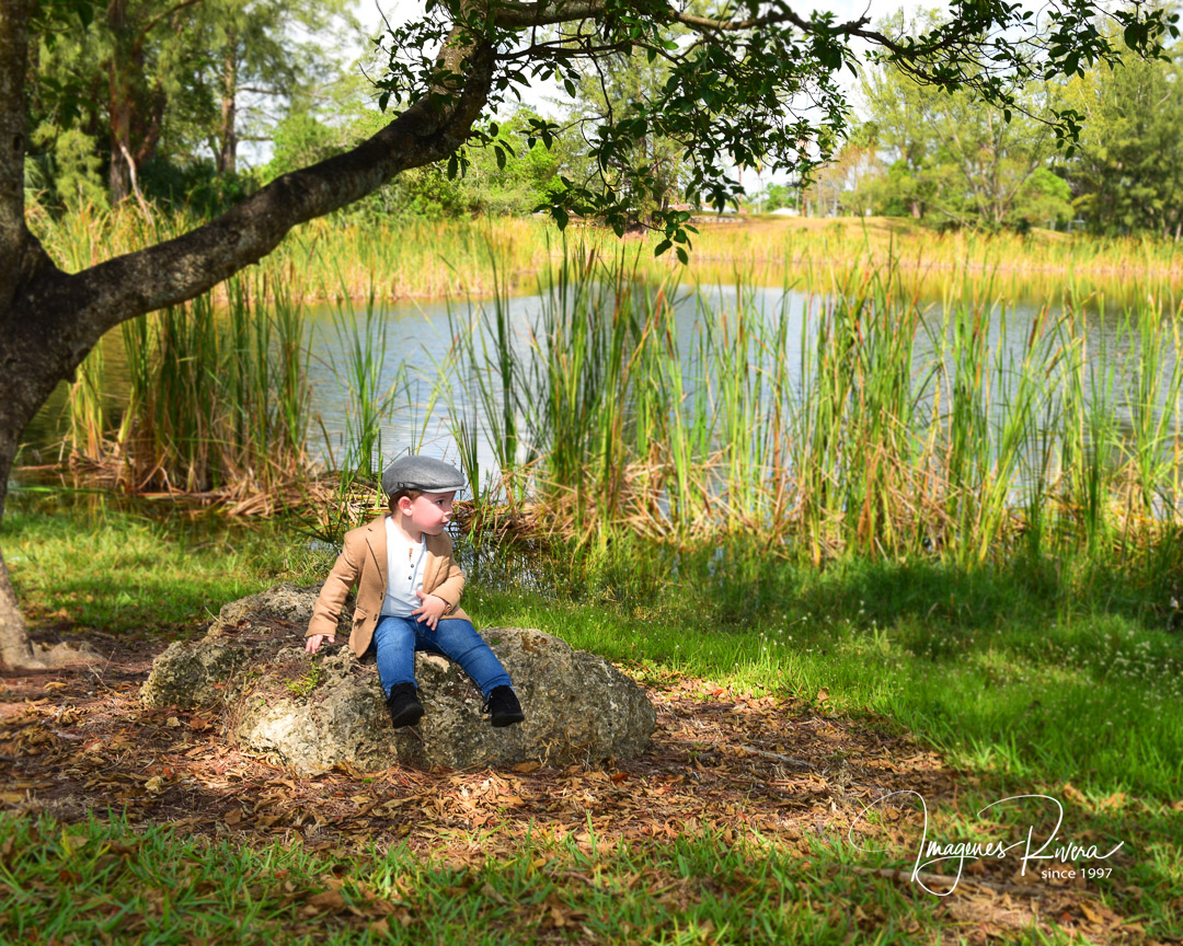 ♥ Outdoor photo shoot | Children photographer Imagenes Rivera Miami ♥