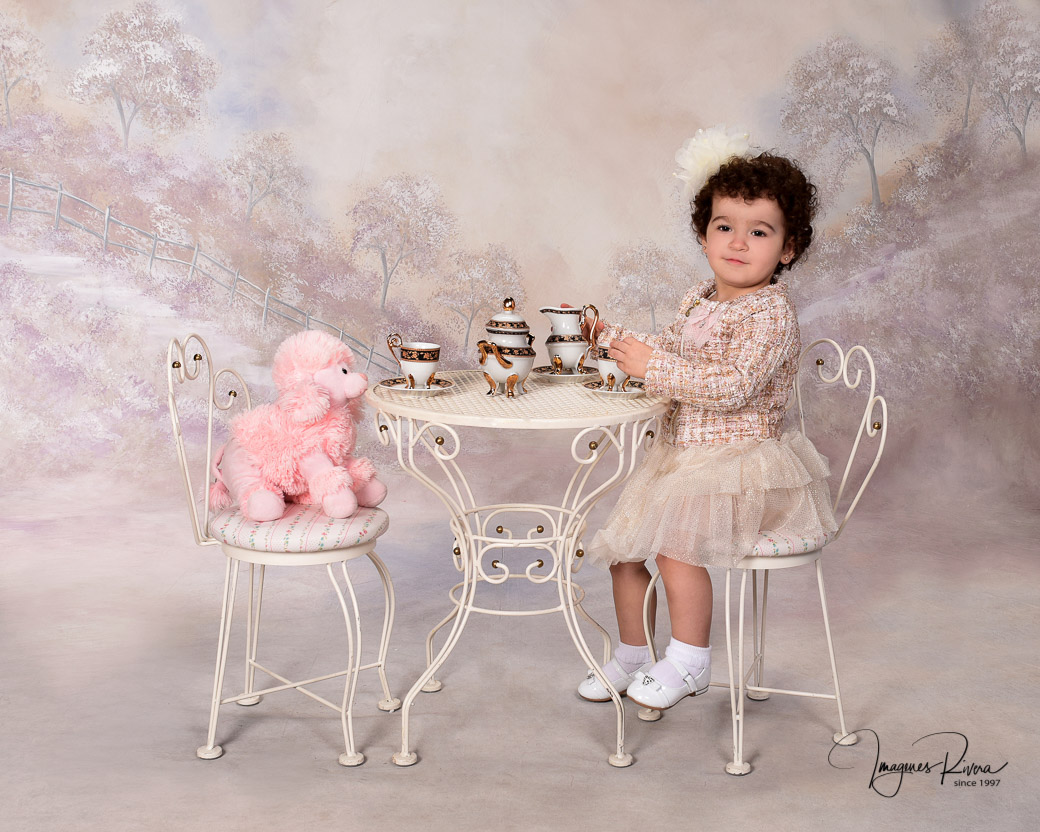 ♥ Beautiful girl photo shoot | Children photographer Imagenes Rivera Miami ♥