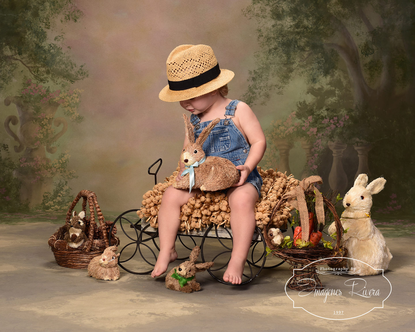 ♥ Easter photo shoot | Imagenes Rivera Photography Miami ♥
