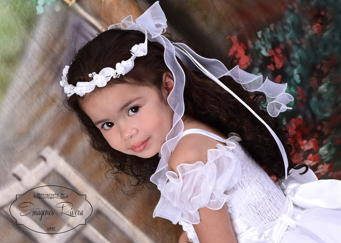 ♥ Pamela & Rolando, Christening Photography | Miami family photographer Imagenes Rivera ♥