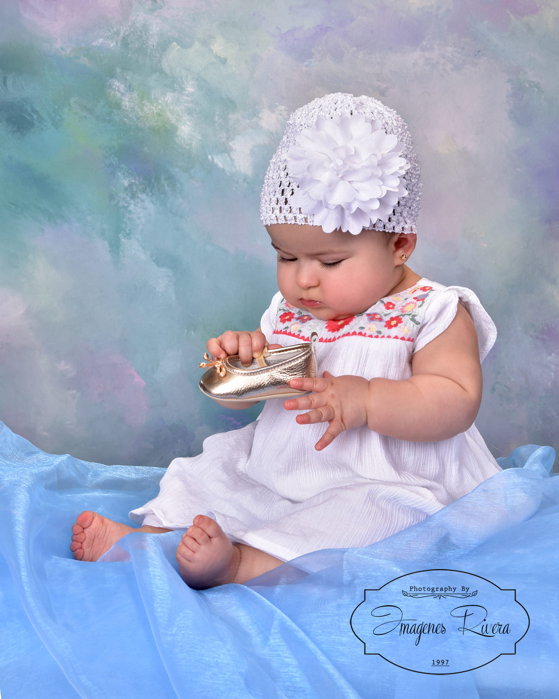 ♥ Nathaly´s 6 months | Children photography Miami Imagenes Rivera ♥