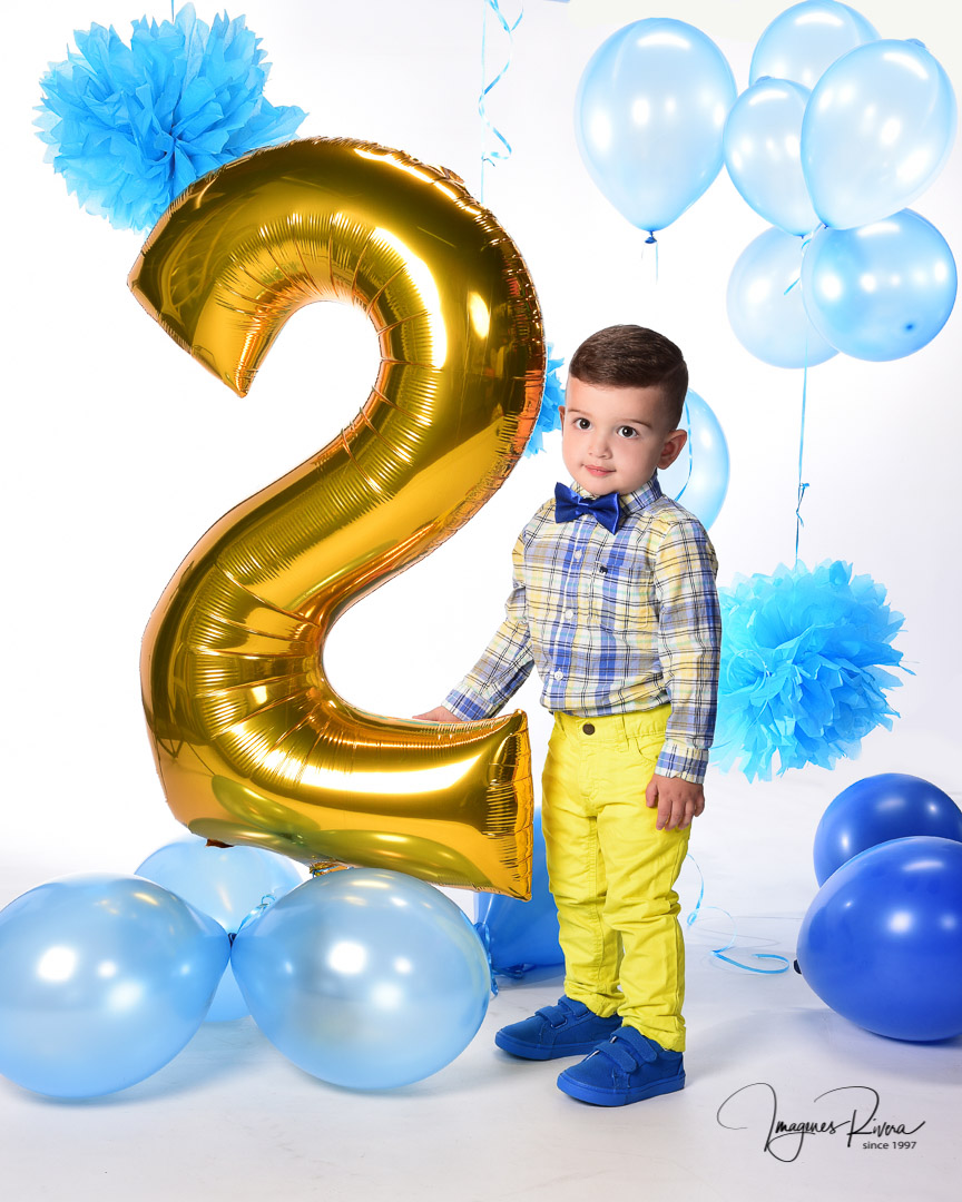 ♥ Second birthday photography |  Imagenes Rivera Miami ♥