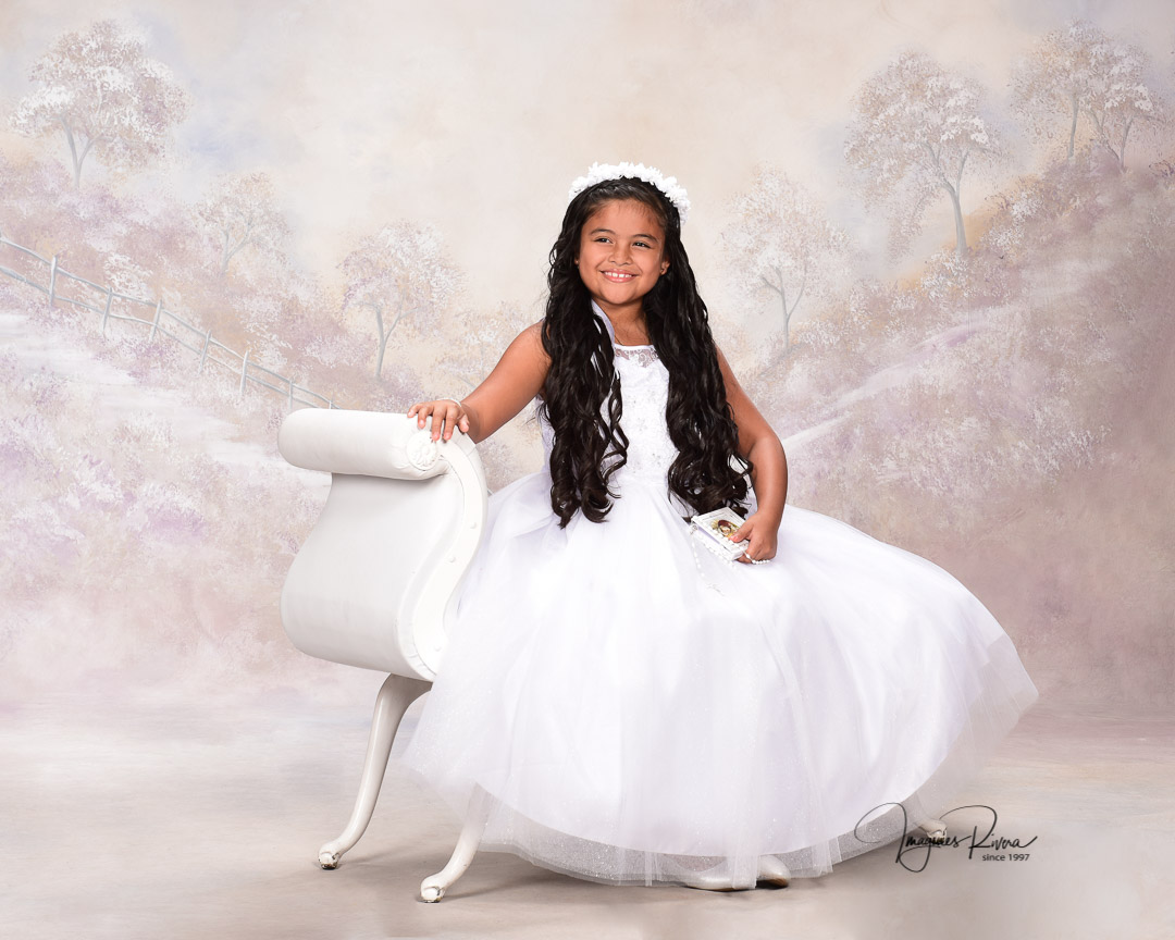 ♥ First Communion photo session | Imagenes Rivera photographer ♥