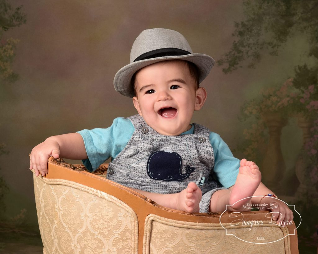 ♥ Baby photo shoot | Imagenes Rivera Photography Miami ♥