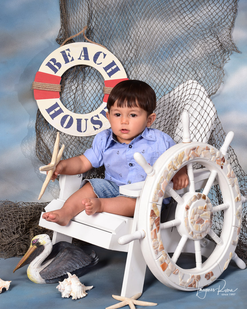 ♥ First year little boy photography | Baby photographer Imagenes Rivera ♥