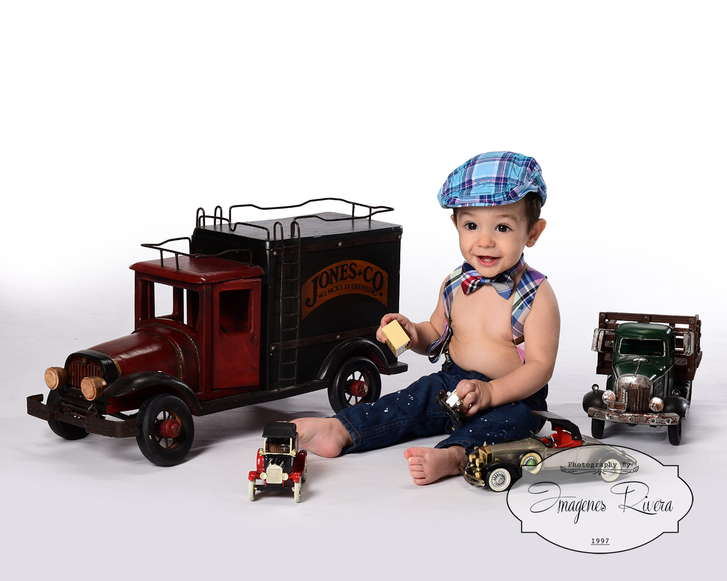 ♥ Liam is eleven months | Children photographer Imagenes Rivera ♥