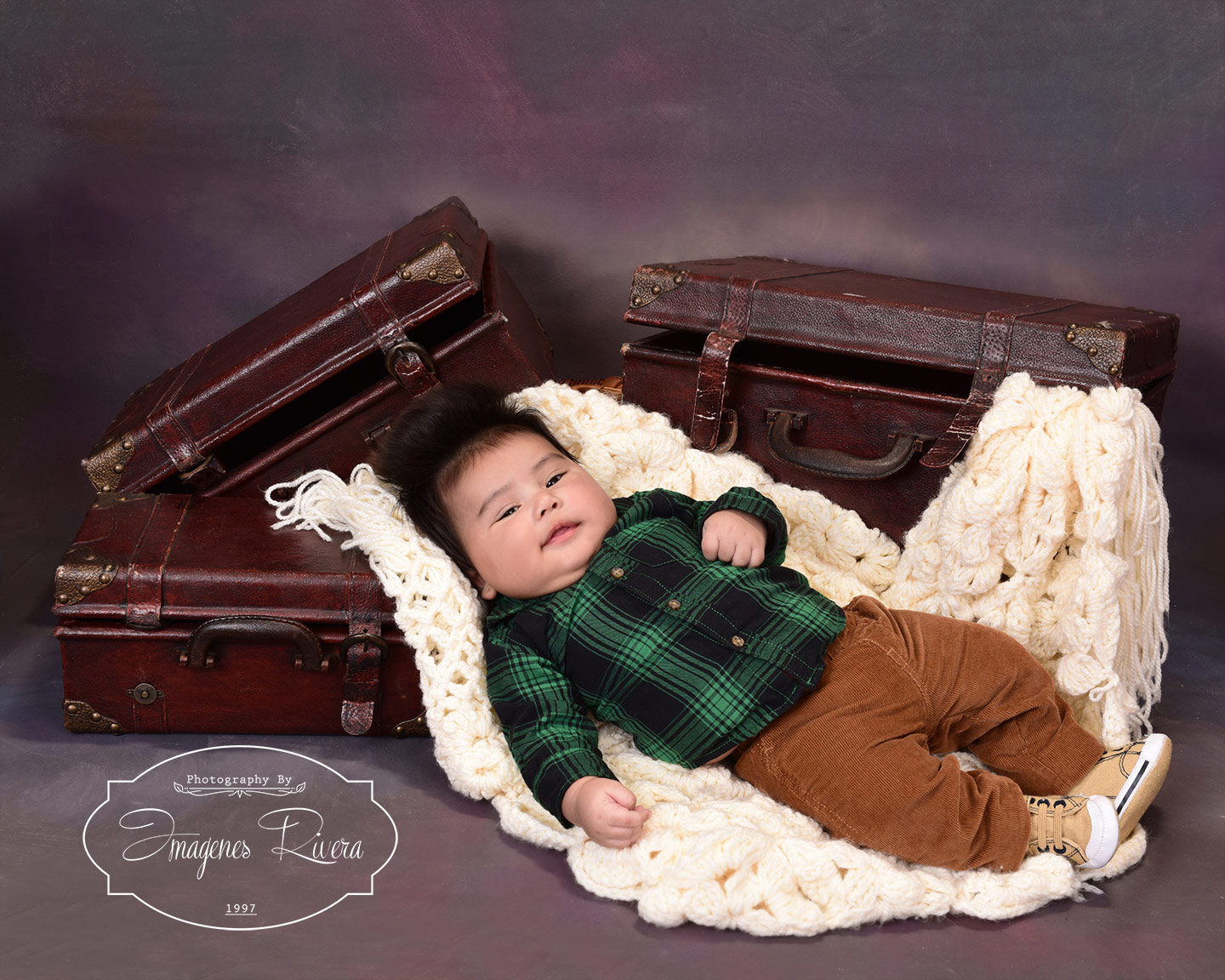 ♥ Jacob's Milestone Mini Session | Imagenes Rivera Miami ♥