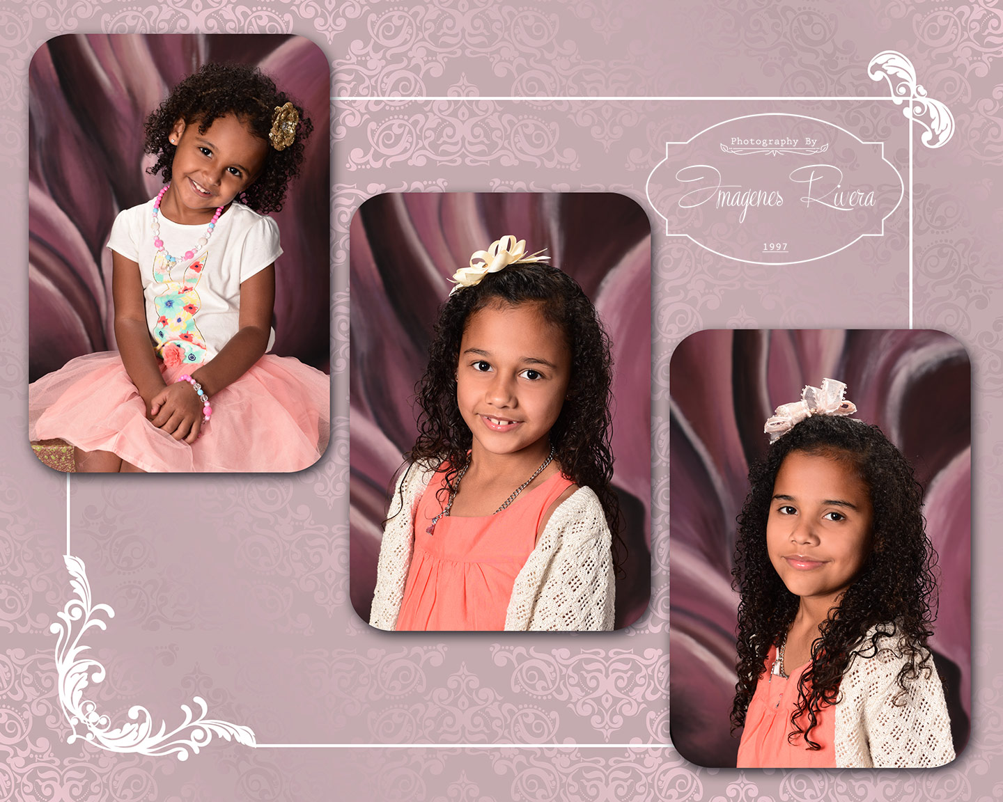 ♥ Children photography | Imagenes Rivera Miami ♥