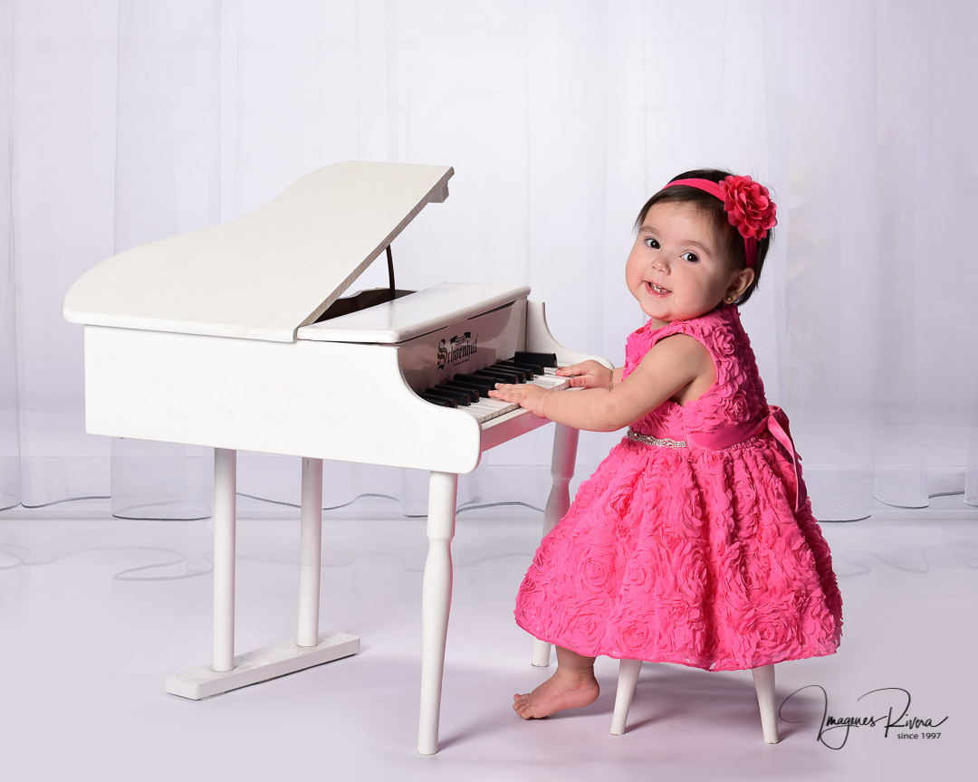 ♥ First Year Photo Session | Baby's photographer Imagenes Rivera ♥