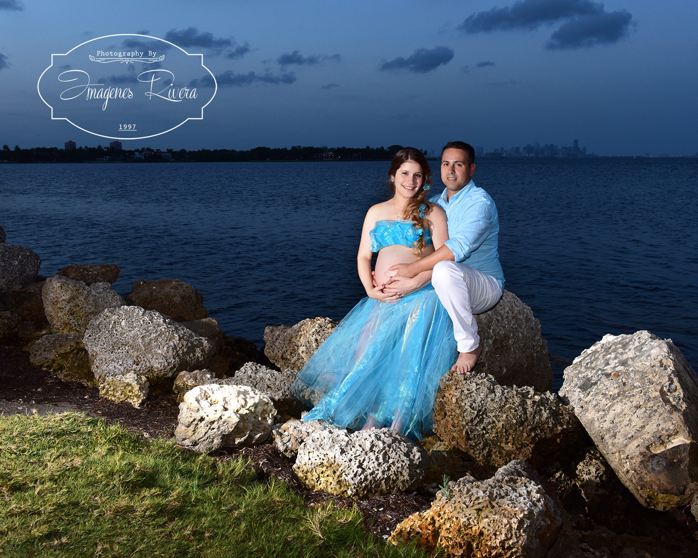 ♥ Pregnancy photography Matheson Hammock park & studio | Imagenes Rivera ♥