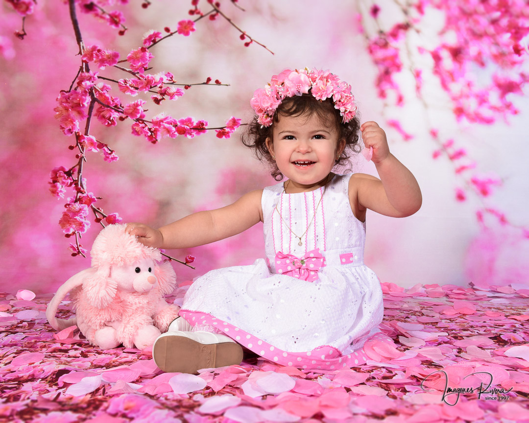 ♥ Second Birthday session | Baby's photographer Imagenes Rivera ♥