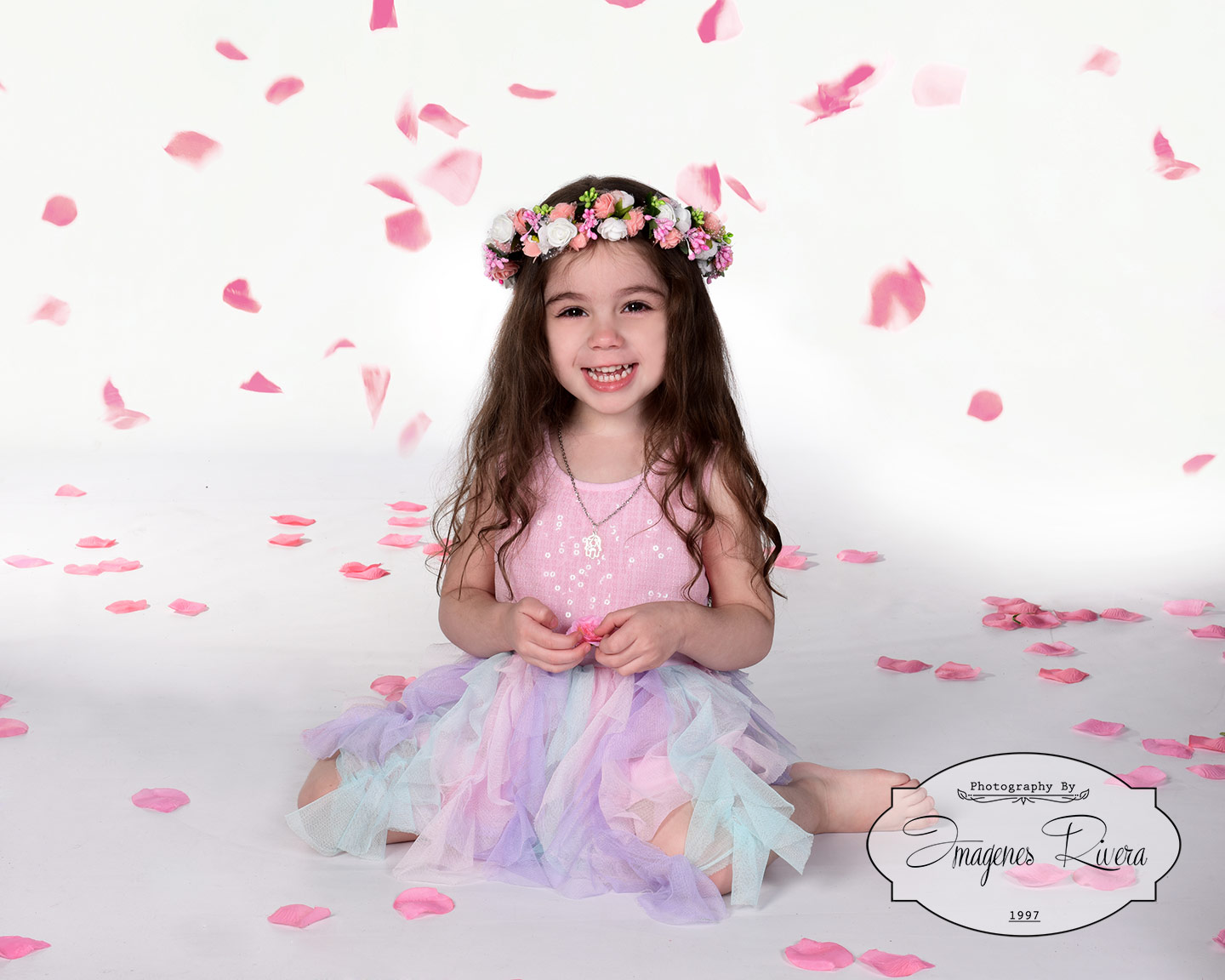 ♥ Little princess mini | Children photographer Imagenes Rivera ♥