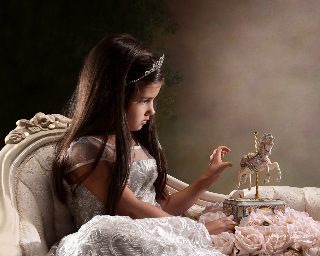 ♥ Little princess mini session | Children photographer Imagenes Rivera ♥