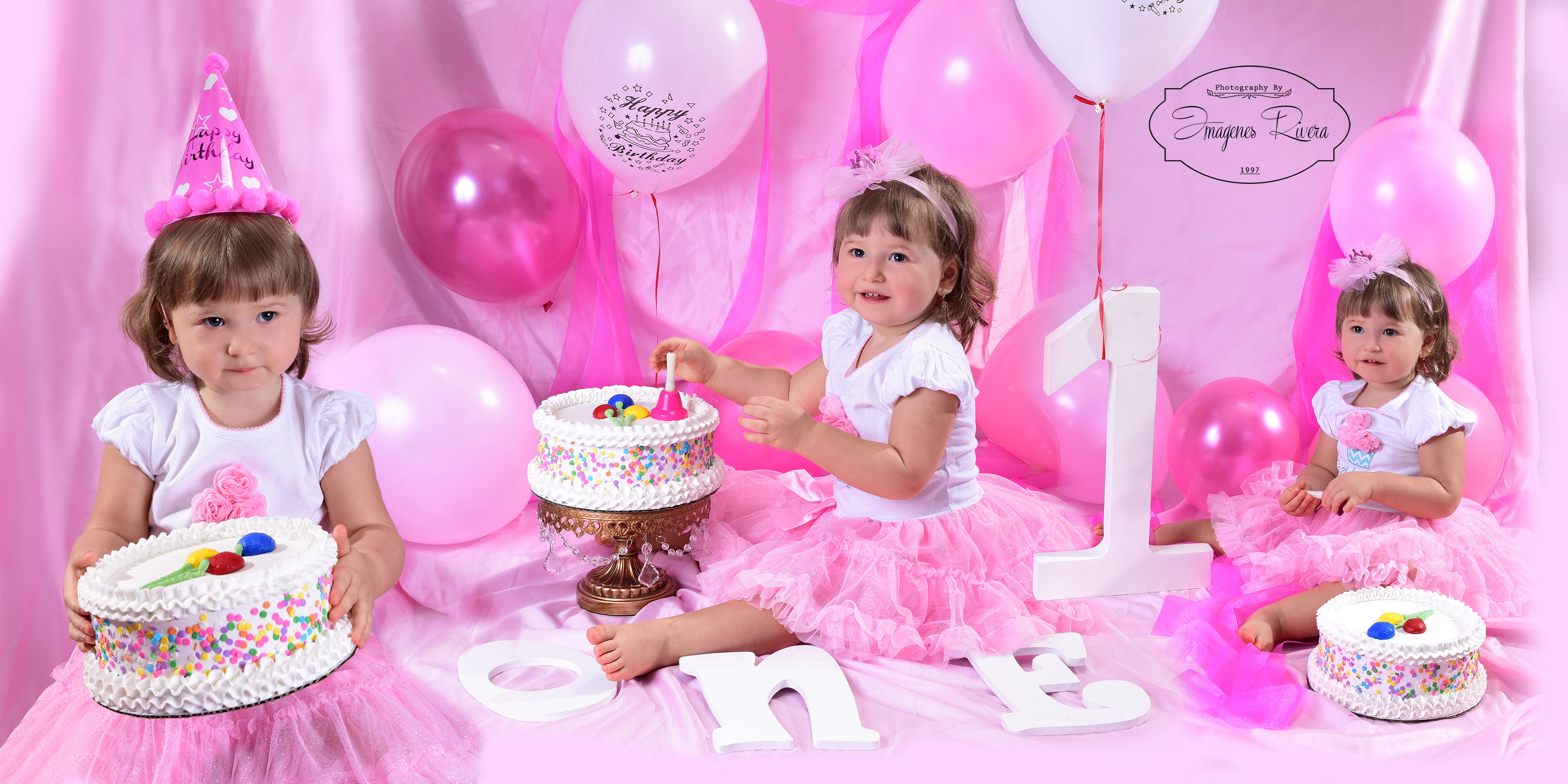 ♥ Elise´s photobook, first year cake smash session | Imagenes Rivera ♥