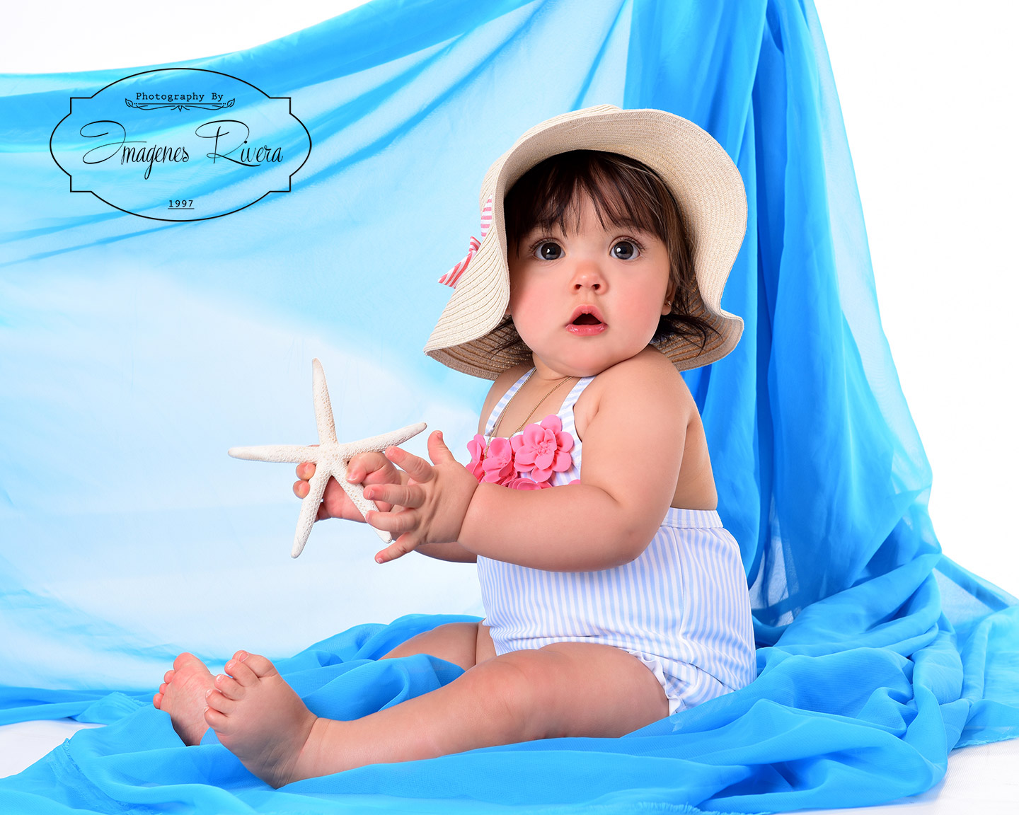 ♥ Elani is 8 months!!! | Miami baby photographer Imagenes Rivera ♥