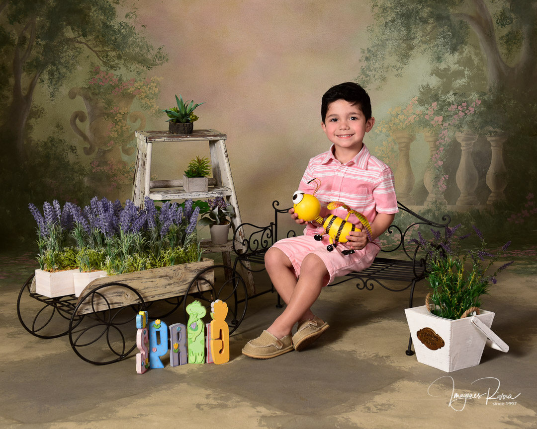 ♥ Spring mini photo session | Children photographer Imagenes Rivera ♥