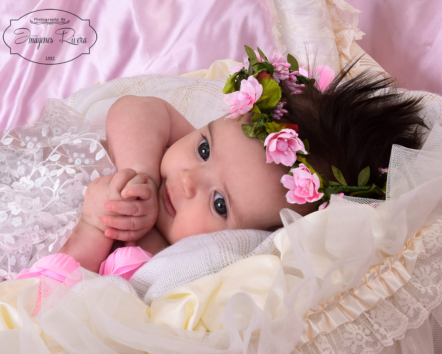 ♥ Grace´s milestone mini session in Kendall | Miami baby photographer Imagenes Rivera ♥