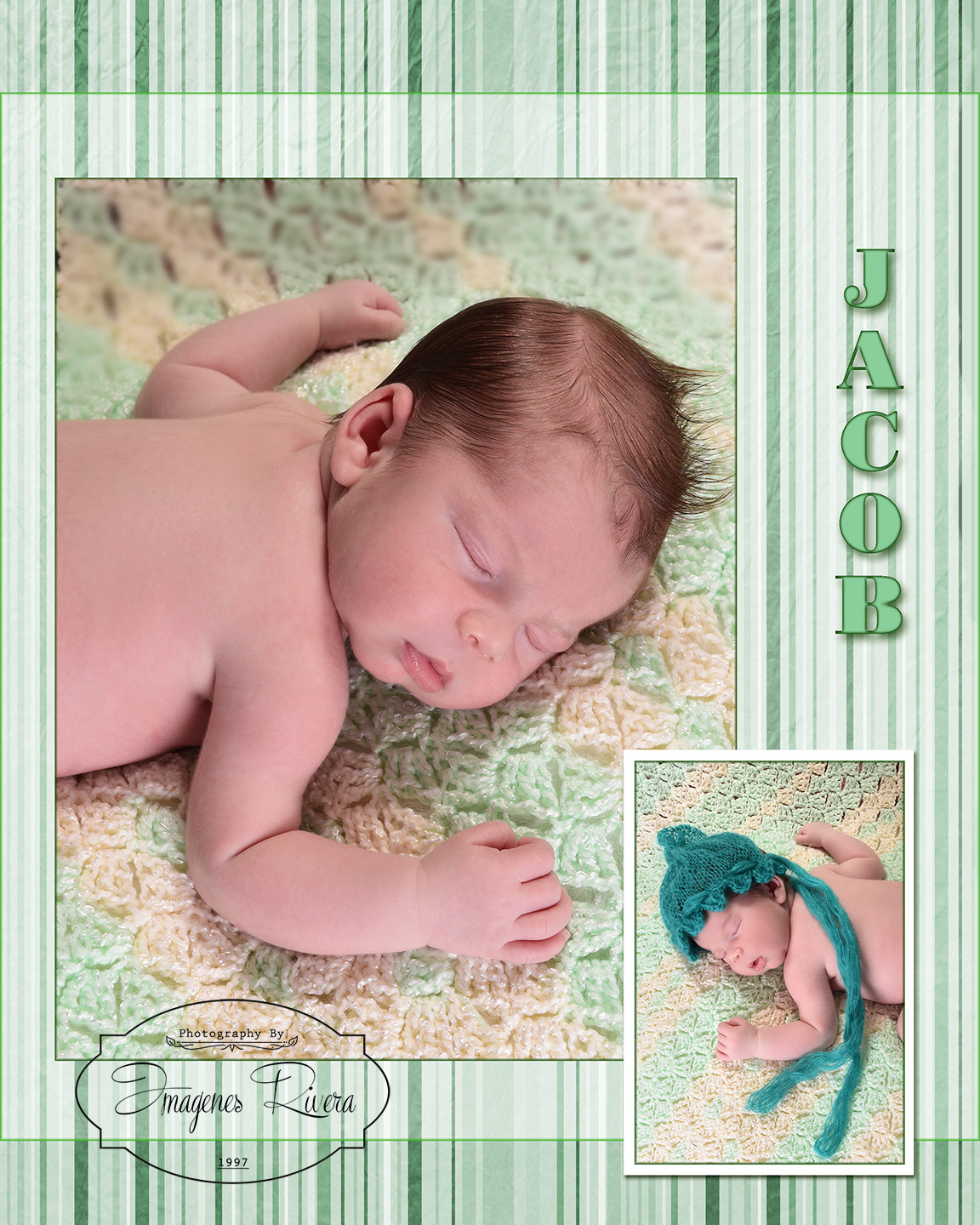 ♥ Meet Jacob|Miami newborn photographer Imagenes Rivera ♥