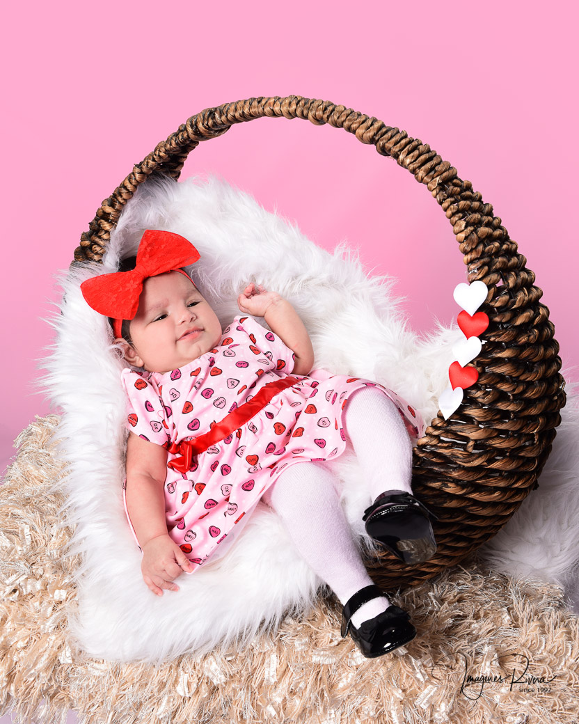 ♥ Cute baby portrait | Children photographer Imagenes Rivera ♥