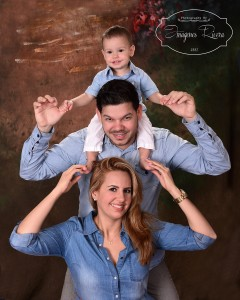 Capture beautiful family portraits with professional photography that will be cherished for many years to come.